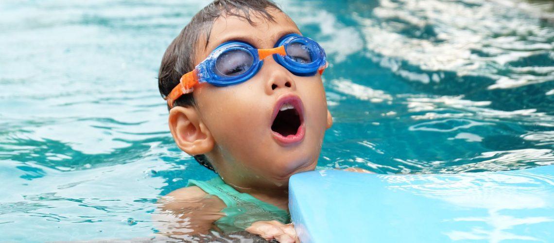Hobby Sport oswajanie z wodą
